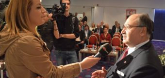 Kamu-Der Genel Başkanı Cevdet Baştuğ TRT Ekranına Açıklamalarda Bulundu