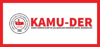 Antalya Kamu-Der'den Genel Merkeze Ziyaret
