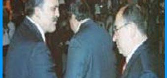 Genel Başkanımız Sn. Cevdet Baştuğ, Cumhurbaşkanımız Sn. Abdullah Gül ile