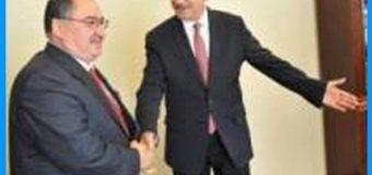 Genel Başkanımız Sn.Cevdet Baştuğ, Sayın Kemal Kılıçdaroğlu'nu Ziyaret Etti