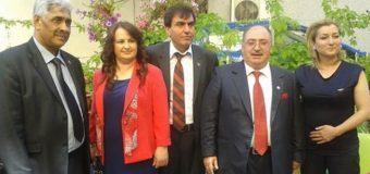 KAMU-DER 2013 Dostluk Yemeği Ankara'da verildi