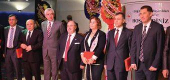 KAMU-DER 6. Geleneksel Ödül Töreni yapıldı
