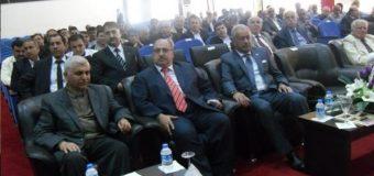 KAMU-DER 11. İstişare Bölge Toplantısı Siirt Üniversitesinde yapıldı