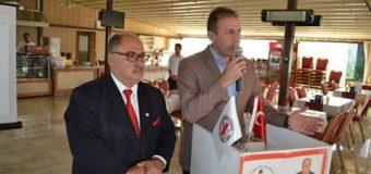 Siirt'te Yapılan Toplantımızda Vali Sn. Mustafa TUTULMAZ'ın Katılımıyla Yapılan Ödül Törenimizden Kareler