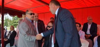 Gelen Başkanımız Sn. Cevdet Baştuğ Ankara'da Yapılan Siirt Tanıtım Gününe Katılım Gerçekleştirdi.