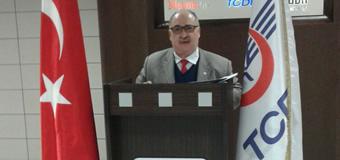 Genel Başkanımız Sayın Cevdet Baştuğ İstanbul Ziyaretinde Marmaray'ı Gezdi.