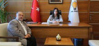 Genel Başkanımızdan Sn. Jülide Sarıeroğlu'na Hayırlı Olsun Ziyareti.