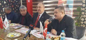 Kamu-Der Kırıkkale'de 5 ilçeye Temsilci Ataması yaptı.