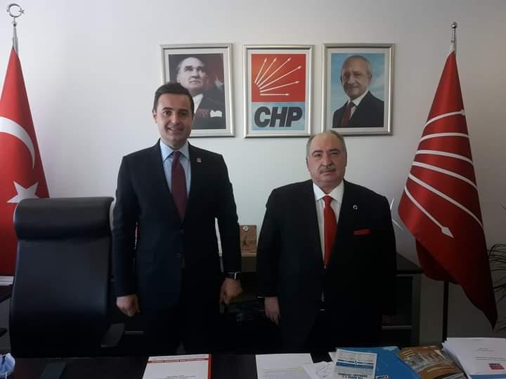 CHP Genel Başkan Yrd. Ahmet Akın