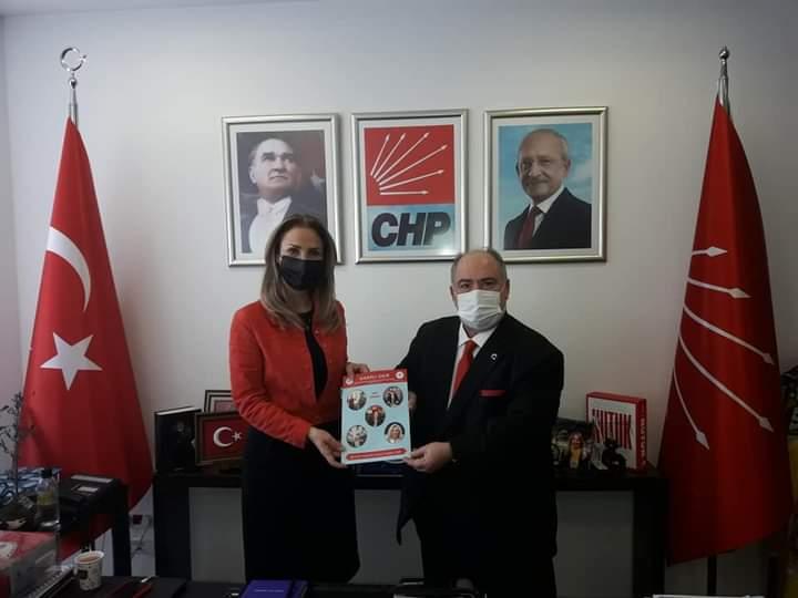 CHP kadın kolları Genel Başkanı Aylin Nazlı Aka