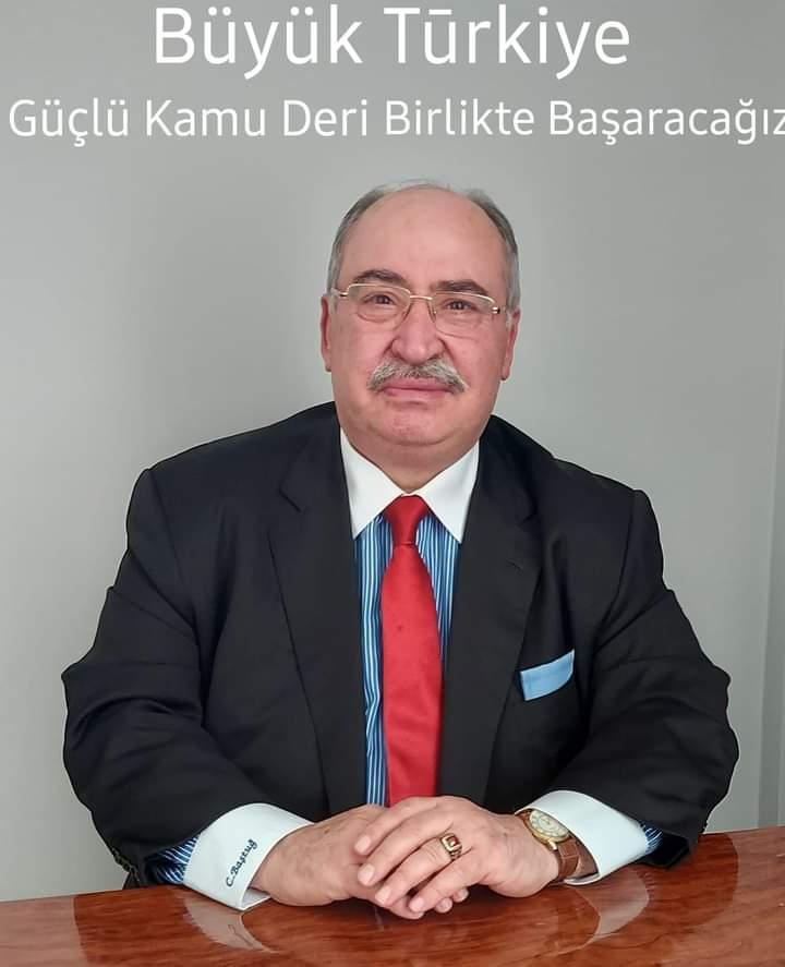 Kamu Der Başkanı Cevdet BAŞTUĞ