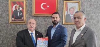 Kamu-Der Genel Başkanımız Cevdet BAŞTUĞ Diyarbakır Bismil'de